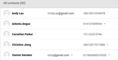 Comment sauvegarder les contacts-contact-sauvegarde-sur-gmail - Étape 5