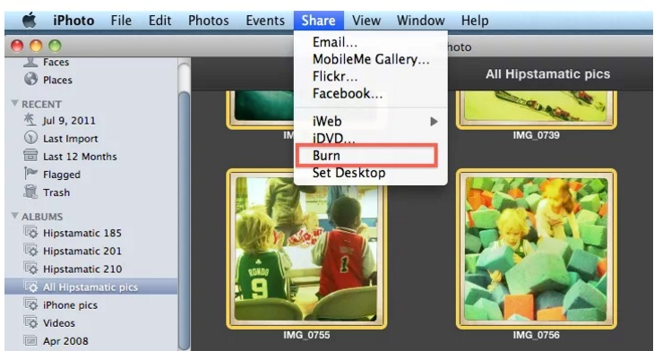 How to backup iPhone-android photo- top 5 photos backup software-iPhoto