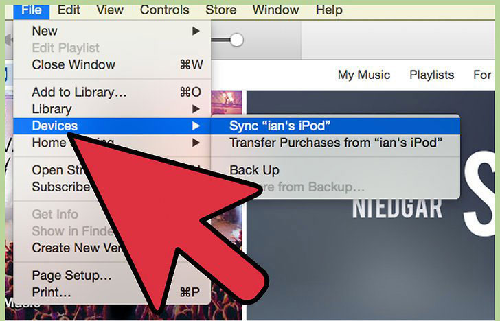 How to Transfer music from ipod to Mac-click-on-Authorize-Step-4