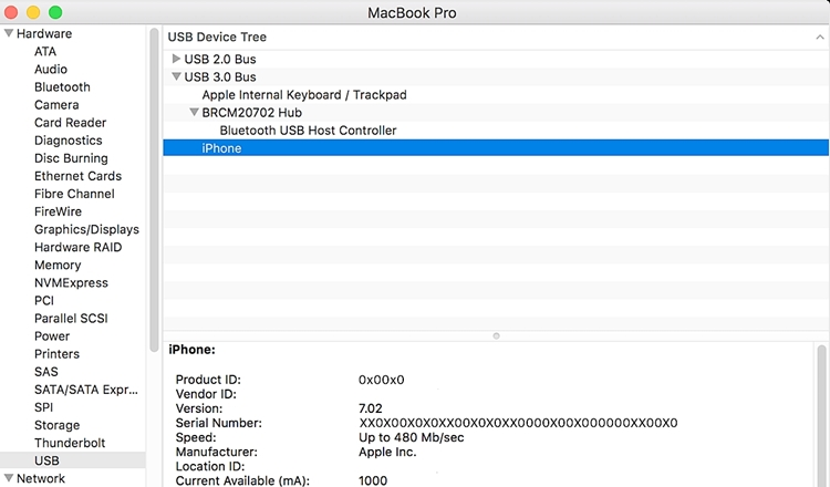 Fix iTunes won't recognize iphone -Hardware