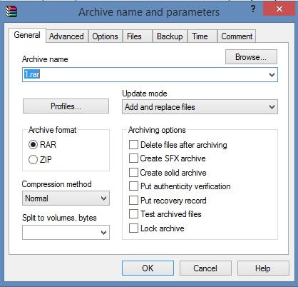 corregir error Onedrive no se sincroniza - Comprimir archivos y carpetas