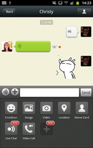 top 15 whatsapp alternatives-WeChat