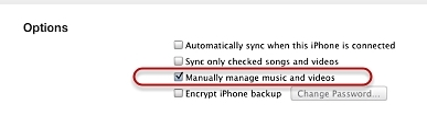 Add music to ipod-