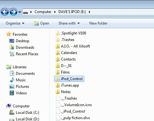iPod to computer transfer tools -connect ipods