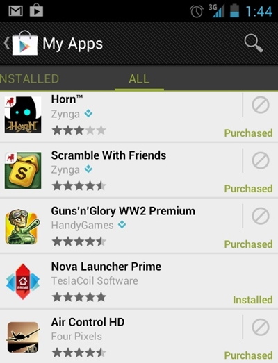 Prevent copycat malware-Download apps from trusted developers
