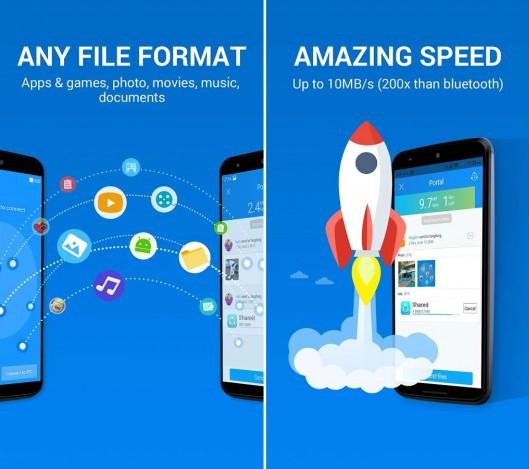 Top 2 Samsung Wi-Fi Transfer App