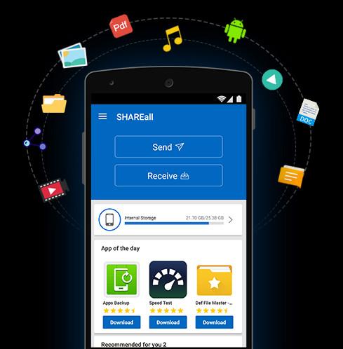 Top 4 Samsung Wi-Fi Transfer App
