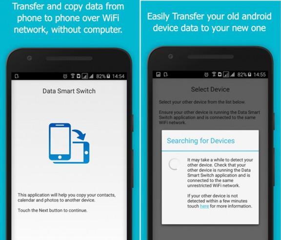 Top 2 Samsung File Transfer apps (between two Samsung devices)