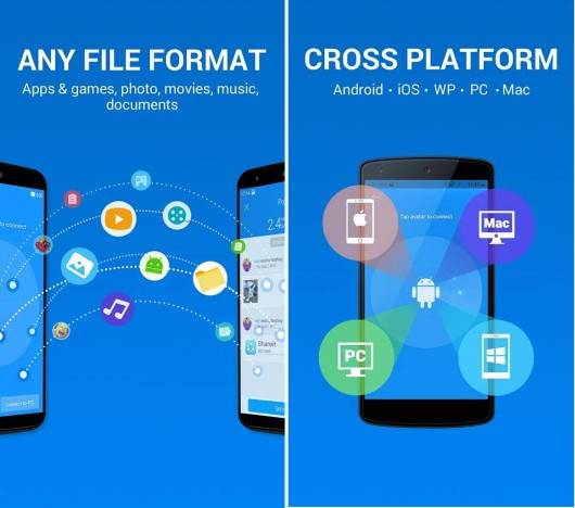 Top 5 Samsung File Transfer apps (between two Samsung devices)