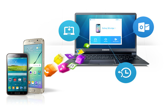 Melhores Aplicativos para Transferência de Dados entre um Dispositivo Samsung e o PC - 3