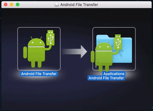 Android File Transfer(Transferencia de archivos Android) 1