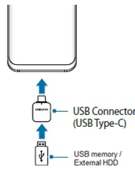 backup samsung s21 to external storage 1