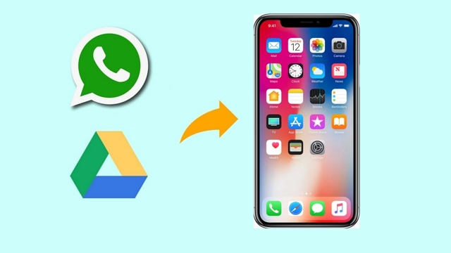 Como fazer backup do WhatsApp para iPhone no Google Drive