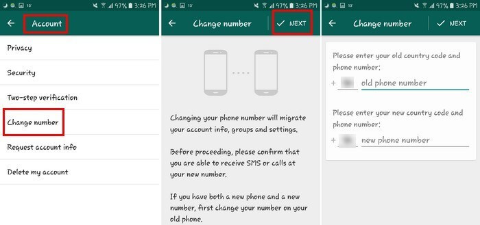 change-whatsapp-number