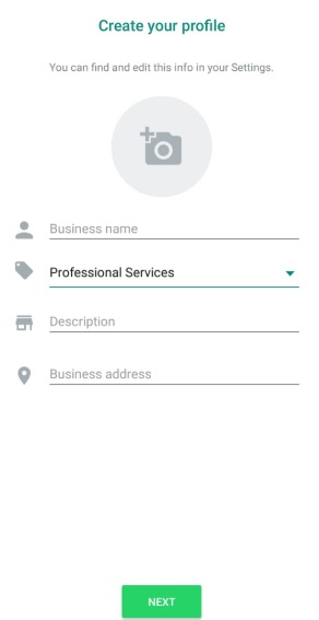 how to create a WhatsApp business account – 4