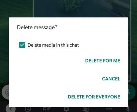 delete videos from whatsapp 6