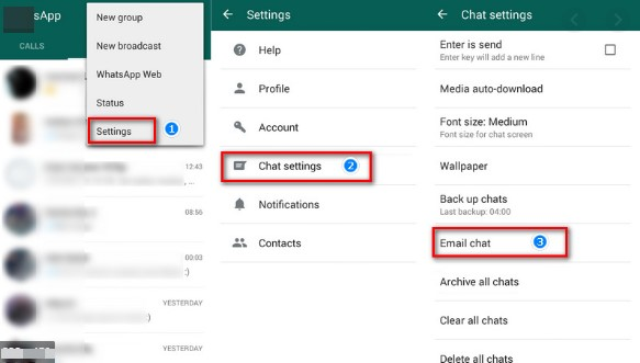email whatsapp chats 01