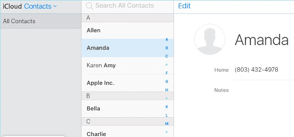 select-contacts
