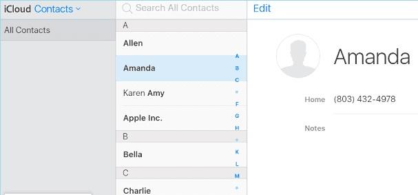 sélectionner-contacts