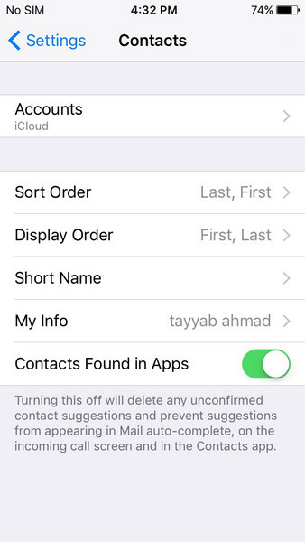 fix icloud contacts not syncing 02