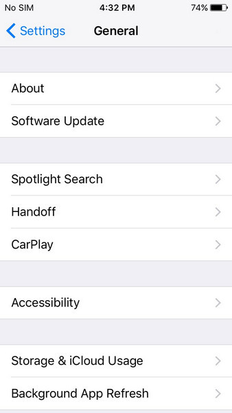 fix icloud contacts not syncing 08