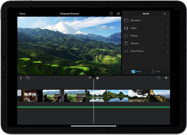 How to transfer video from iPhone to iMovie-backup your phone