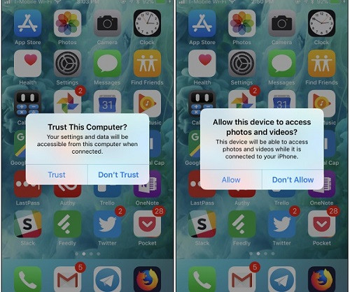 import photos iphone to windows 2