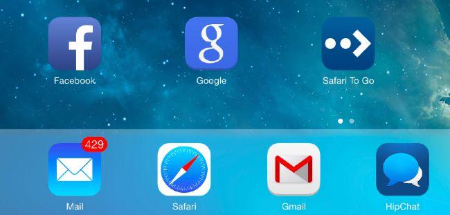 ipad email
