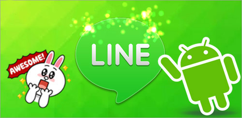 LINE messages backup and restore on android