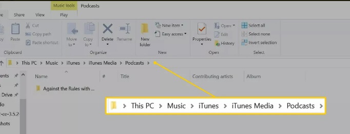 listen itunes podcasts android 5