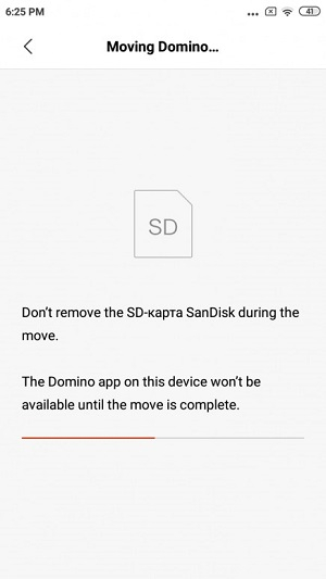 move apps to sd card xiaomi 9