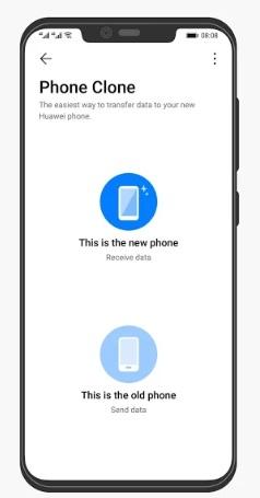 phone clone step 1