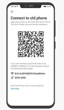 phone clone step 2