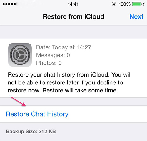 restore-chat-history-iphone