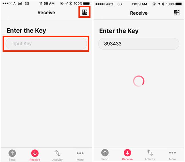 Enviar videos con Send Anywhere