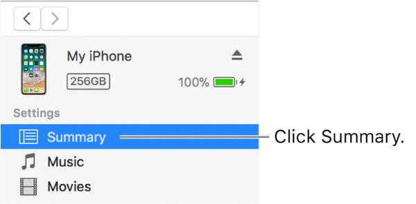 resumo iphone