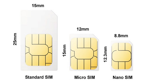 switch sim card to new iphone 5