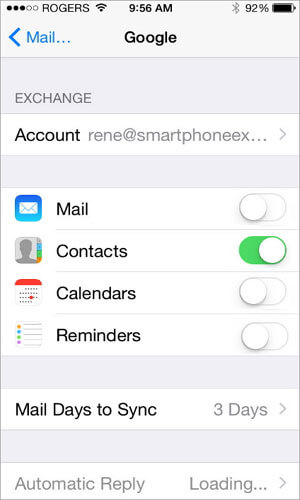 How to transfer data from Android to iPhone-transfer sms from android to iphone