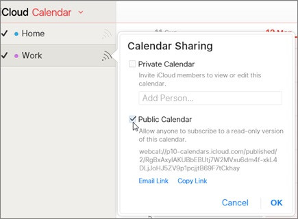 sync icloud calendar with google 3