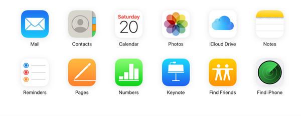 Sincronizando contatos do iCloud com Google 3