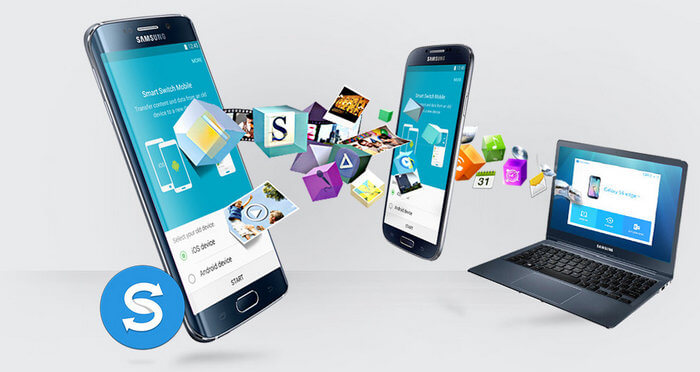 iphone to android transfer app-Samsung Smart Switch