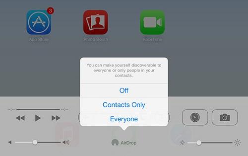 transfert de contacts iphone vers ipad