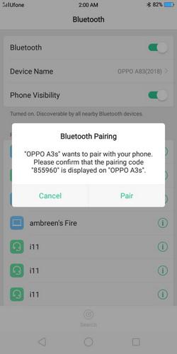 transfer data from oppo to vivo 6