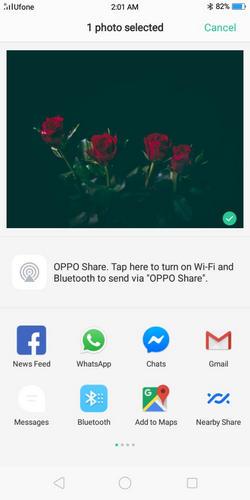 transfer data from oppo to vivo 7