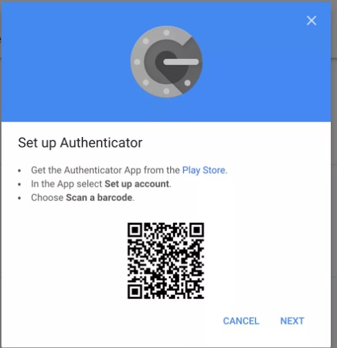 transfer google authenticator to iphone 6