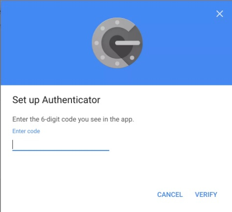 transfer google authenticator to iphone 8