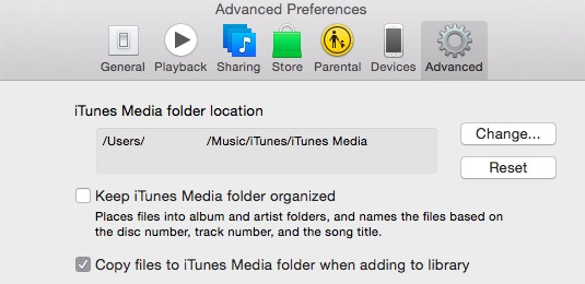 transfer itunes library computer 3
