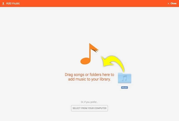 transfer itunes to google play music 6