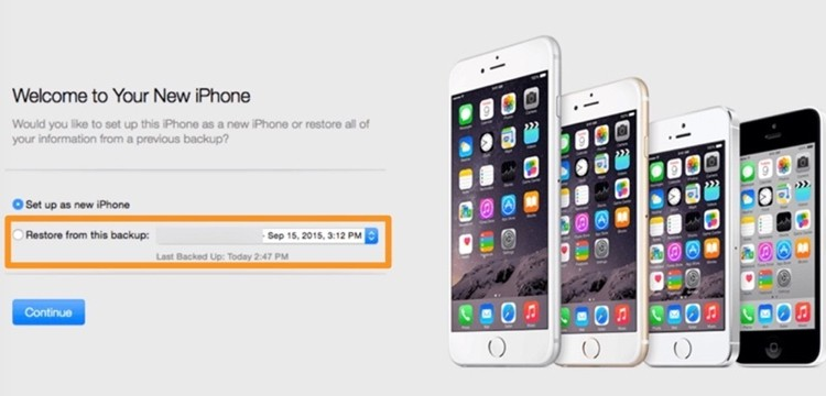 transfer messages from iphone to iphone 07