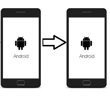 transfer music from android to android 1